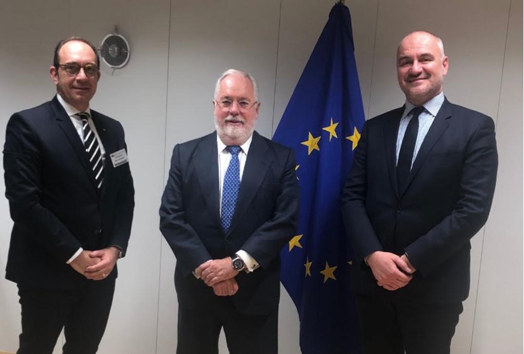 Ο πρόεδρος του ΣΒΕ στις Βρυξέλλες για θέματα ενέργειας