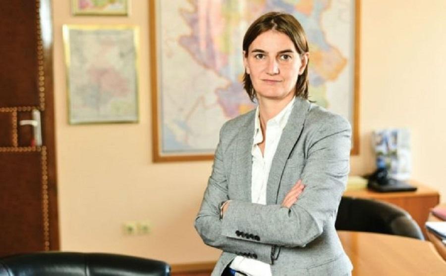 Σερβία: Γέννησε η σύντροφος της Πρωθυπουργού