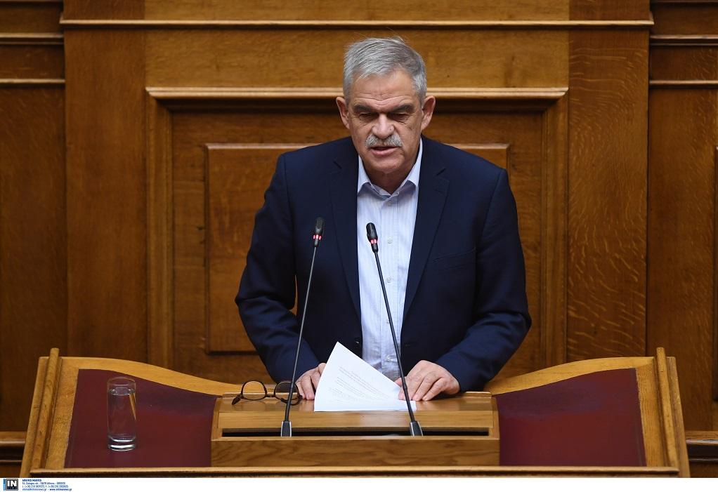 Τόσκας: Είναι λάθος να αντιμετωπίζουμε τον Ρουβίκωνα ως «σοβαρή βία»