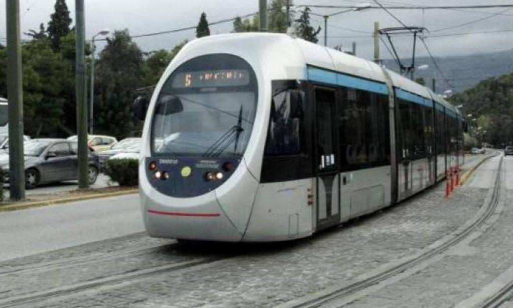 Διακοπή κυκλοφορίας του τραμ από τη στάση «Μπάτης» μέχρι το ΣΕΦ