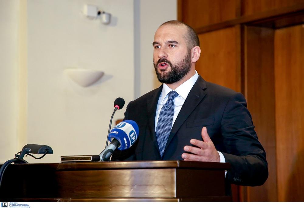 Τζανακόπουλος: Ο ΣΥΡΙΖΑ ξεδιπλώνει ένα στρατηγικό σχέδιο αποκατάστασης των αδικιών