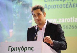 Ζαρωτιάδης: Ο Ν. Ταχιάος πριμοδοτεί φασιστικές πρακτικές