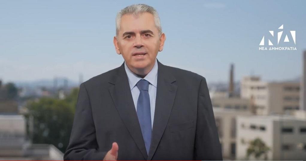 """Μ. Χαρακόπουλος: """"Παραμένει ενεργή και απειλεί η τρομοκρατία στην Ελλάδα"""""""