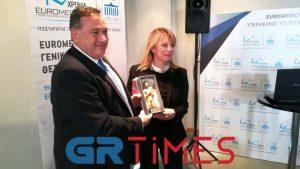 Υποστηρικτής της Ελληνικής Ολυμπιακής Ομάδας η Euromedica