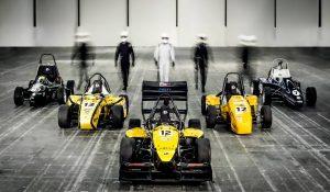 Παρουσίαση του νέου μονοθέσιου οχήματος της Aristotle Racing Team