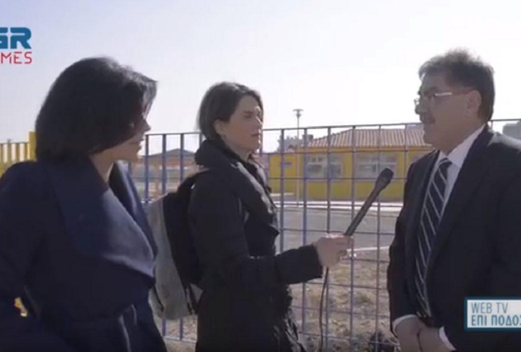 Γ. Μαυρομάτης: Ο πρώην χρεοκοπημένος δήμος Θερμαϊκού στο 10% των υγειών δήμων της χώρας (VIDEO)