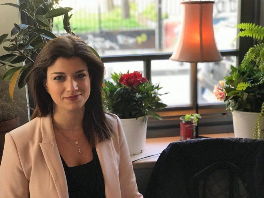 Κ.Νοτοπούλου: «Στην πολιτική είμαι γιατί αγωνιώ, γιατί νοιάζομαι και γιατί θέλω να είμαι χρήσιμη»