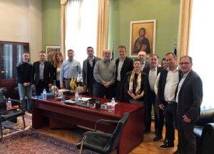 Βούγιας: Αναγκαία η συνεργασία Δήμου και επαγγελματιών της Θεσσαλονίκης