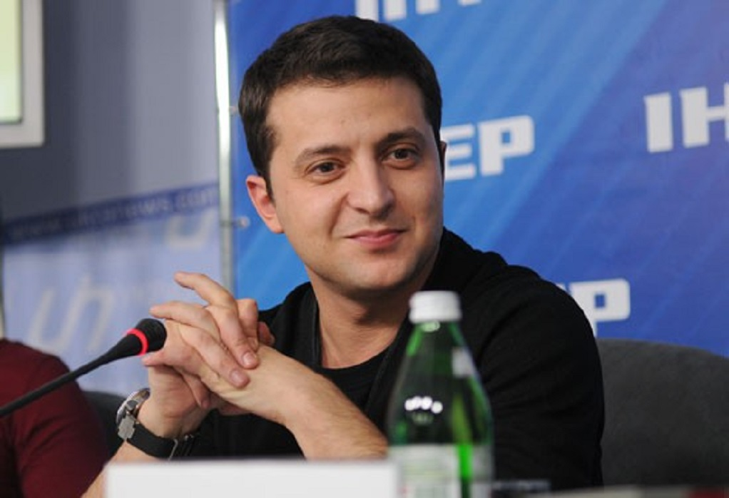 Ουκρανία: Ο κωμικός Βολοντίμιρ Ζελένσκι νέος πρόεδρος της χώρας