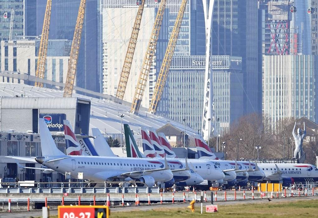 Διακοπή πτήσεων στο αεροδρόμιο της Φρανκφούρτης λόγω drone