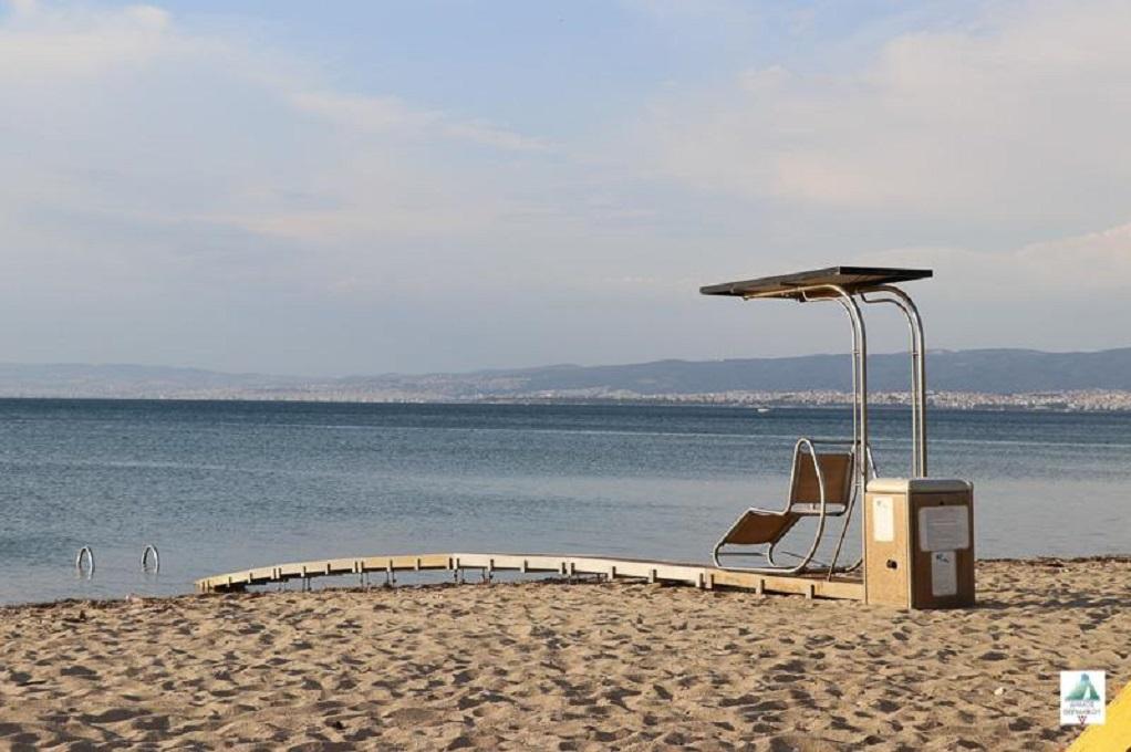 Οι μηχανισμοί Seatrac στις παραλίες Ν. Επιβατών και Ποταμού Επανομής