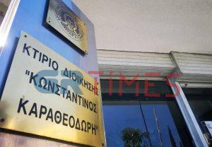 Υπό κατάληψη το κτίριο διοίκησης του ΑΠΘ(VIDEO-ΦΩΤΟ)