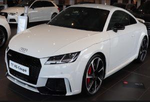 Audi TT: Ηλεκτρικό το μέλλον του;