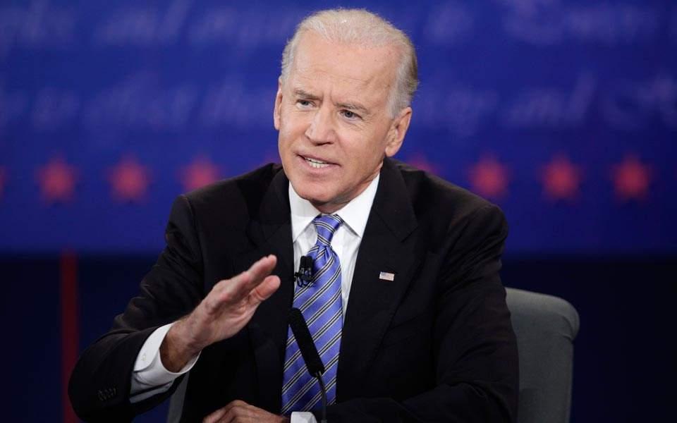 Ο Μπάιντεν ανακοίνωσε «κατά λάθος» την υποψηφιότητά του για το χρίσμα των Δημοκρατικών