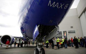 Τη Δευτέρα οι δοκιμαστικές πτήσεις για το Boeing 737 MAX