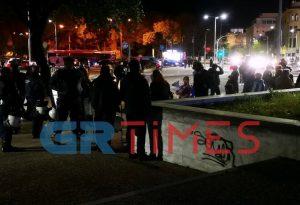 Φραστική επίθεση σε άτομα που ήταν στον Γιαννούλη