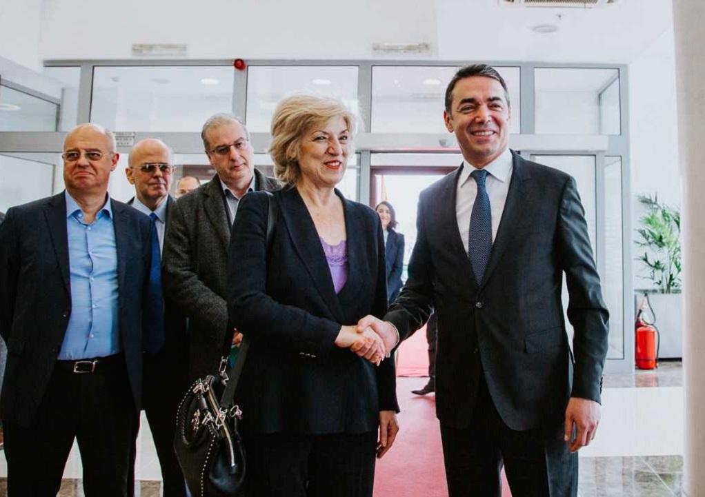 Συμφωνία για νέα συνοριακή δίοδο Ελλάδας – Βόρειας Μακεδονίας