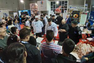 EΔΟΚ και «Μπριγάδα» εντυπωσίασαν στην Food Expo