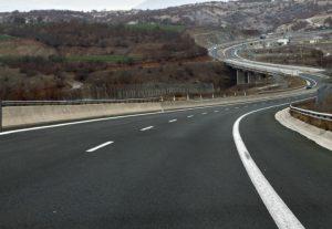 Άρση απαγόρευσης κυκλοφορίας οχημάτων στην Εγνατία Οδό