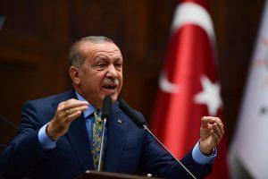 Νέα προκλητική δήλωση Ερντογάν για τα κυριαρχικά δικαιώματα της Κύπρου