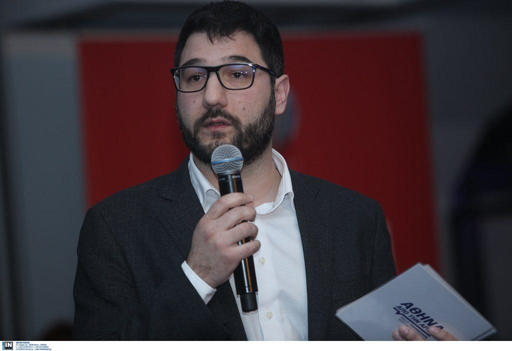 Ηλιόπουλος: Στις 3 Ιουνίου θα είμαι ένας χαρούμενος άνθρωπος με σημαντικές ευθύνες
