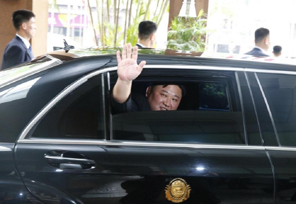 Στροφή στη Μόσχα κάνει ο Κιμ Γιονγκ Ουν