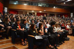 500 έφηβοι «διπλωμάτες» συναντήθηκαν στη Θεσσαλονίκη