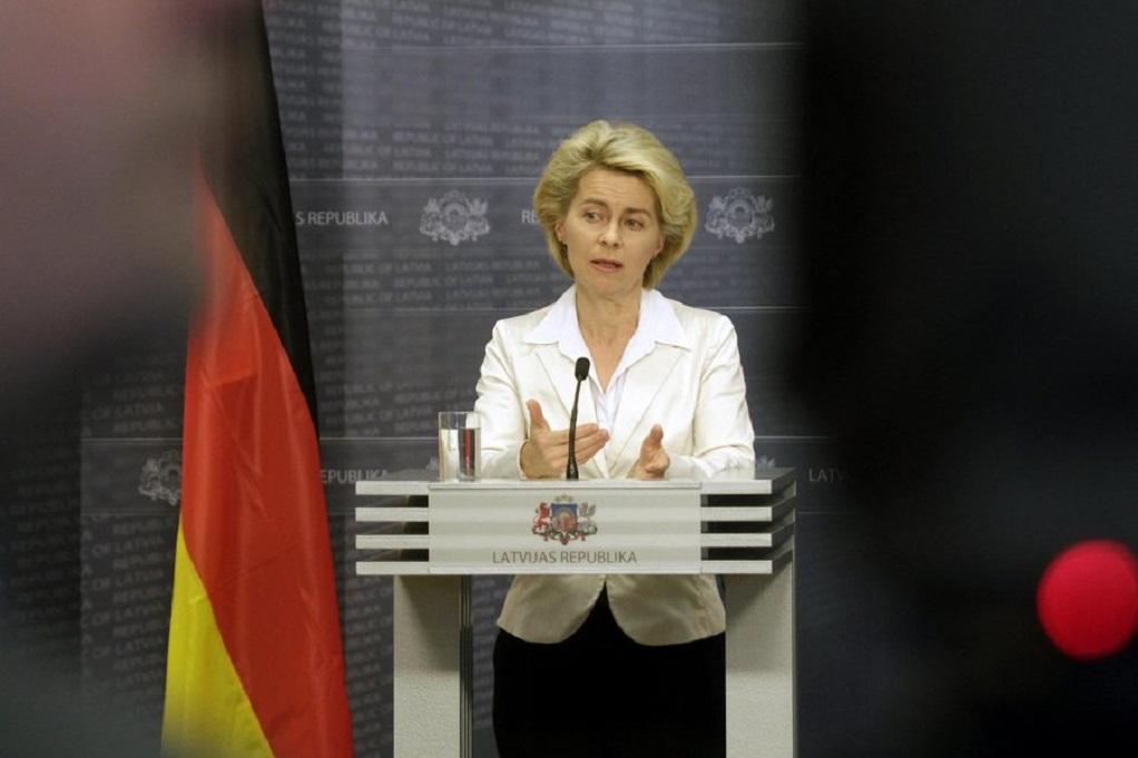 Κλυδωνισμούς στην κυβέρνηση Μέρκελ προκαλεί ο διορισμός της Ούρσουλα φον ντερ Λάιεν