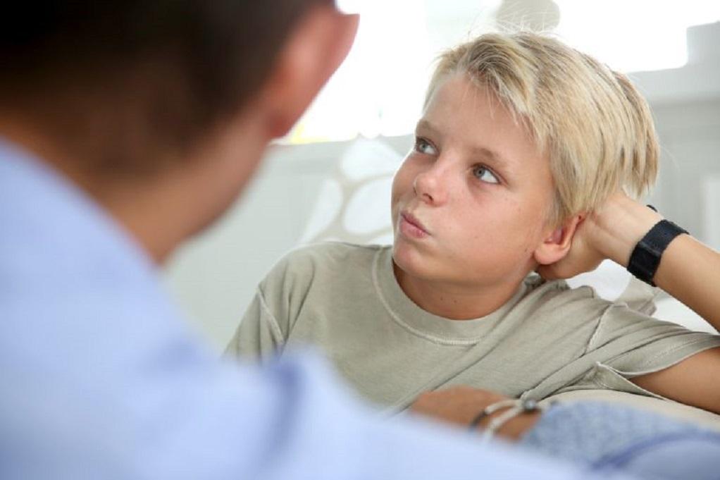 Αυτισμός: Τι αποκαλύπτουν τα μάτια του παιδιού