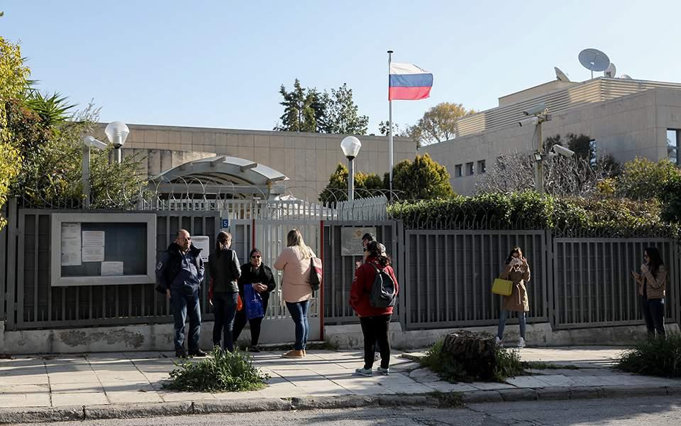 Πρεσβεία της Ρωσίας: Ευχαριστούμε για τα μηνύματα συμπαράστασης