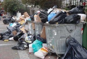 Η αβάσταχτη ελαφρότητα μίας σακούλας σκουπιδιών
