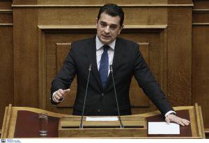 Σκρέκας: Προτεραιότητα κυβέρνησης είναι η στήριξη του Έλληνα αγρότη