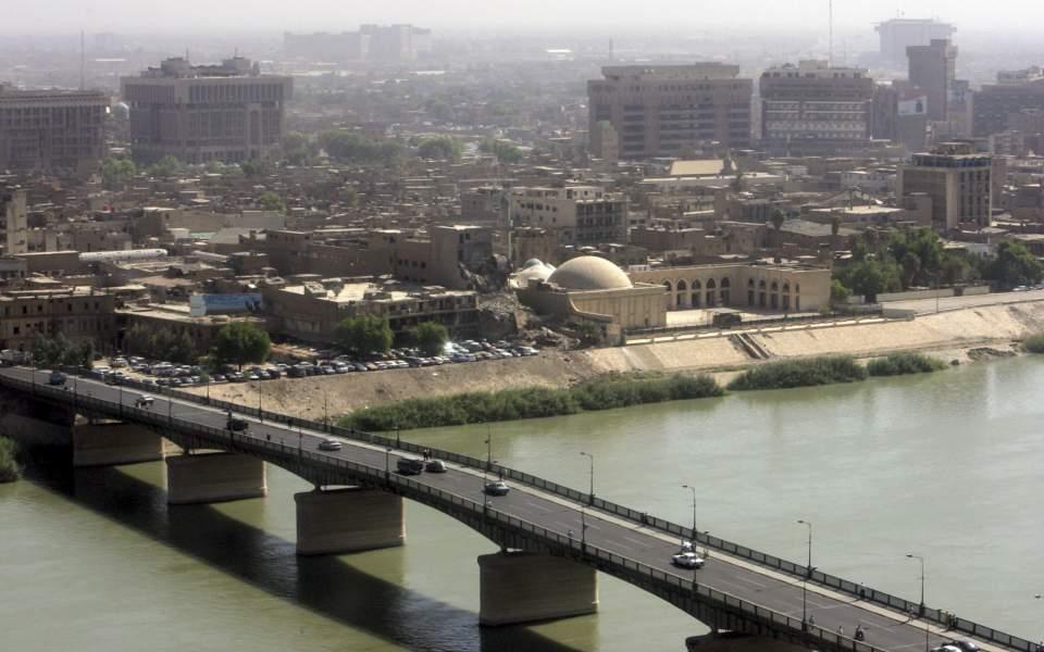Σχεδόν 100 οι νεκροί από το ναυάγιο στον ποταμό Τίγρη
