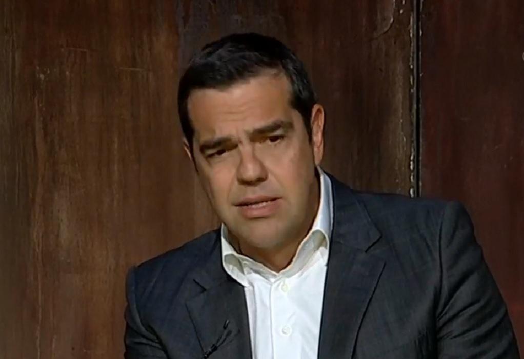 Αλ. Τσίπρας: Μητσοτάκης, ΚΙΝΑΛ και ΚΚΕ αποφεύγουν το ντιμπέιτ