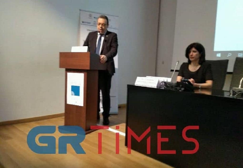 Σε εξέλιξη διεθνές φόρουμ για το νερό στη Θεσσαλονίκη(ΦΩΤΟ)