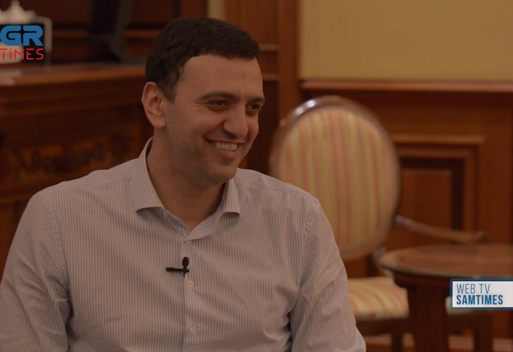 Β.Κικίλιας στο GrTimes: Η κυβέρνηση έχει αντίληψη «μπάχαλου» (VIDEO)