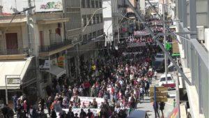 Συγκέντρωση πολιτών στο Βόλο κατά της καύσης απορριμάτων