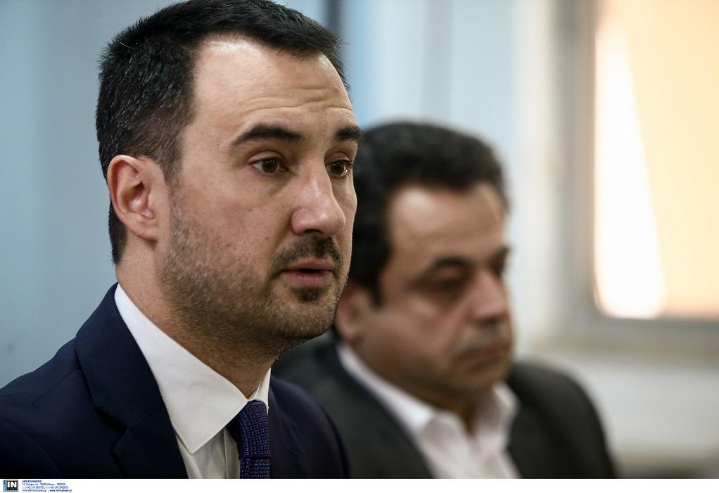 Στη Μεσσηνία κατεβαίνει υποψήφιος βουλευτής ο Αλέξης Χαρίτσης