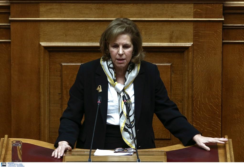 Χριστοφιλοπούλου: Θα είμαστε η μεγάλη έκπληξη των εκλογών
