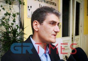 Χ.Γιαννούλης: Στόχος μας η αναμέτρηση με τον κ.Τζιτζιώστα για την αλλαγή στην Περιφέρεια