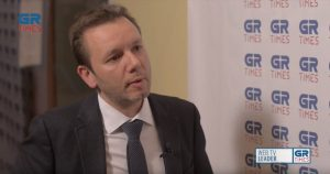 Money Show: Ο Πολύκαρπος Καρκαβίτσας, Διευθυντής Δημοσίου Τομέα LEVER στο GrTimes (VIDEO)