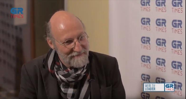 Money Show: O Κωνσταντίνος Δεσποτίδης, Αντιδήμαρχος Κοζάνης στο GrTimes (VIDEO)