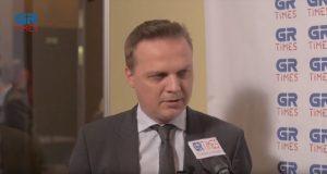 Money Show: Ο Mιχάλης Στεργιόπουλος, Διευθυντής Ανάπτυξης & Νέων Συνδέσεων ΕΔΑ ΘΕΣΣ στο GrTimes
