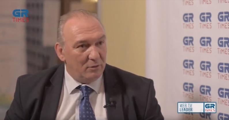 Money Show: Ο Στέλιος Λιάλος, διευθυντής πωλήσεων της Fiat Σφακιανάκης Α.Ε. στο GrTimes (VIDEO)