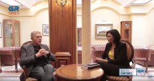 Στ. Κούλογλου στο GrTimes: Πολιτική ιδιοφυΐα ο Τσίπρας