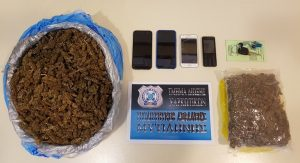 Εξαρθρώθηκε εγκληματική οργάνωση-Διακινούσαν μεγάλες ποσότητες ναρκωτικών