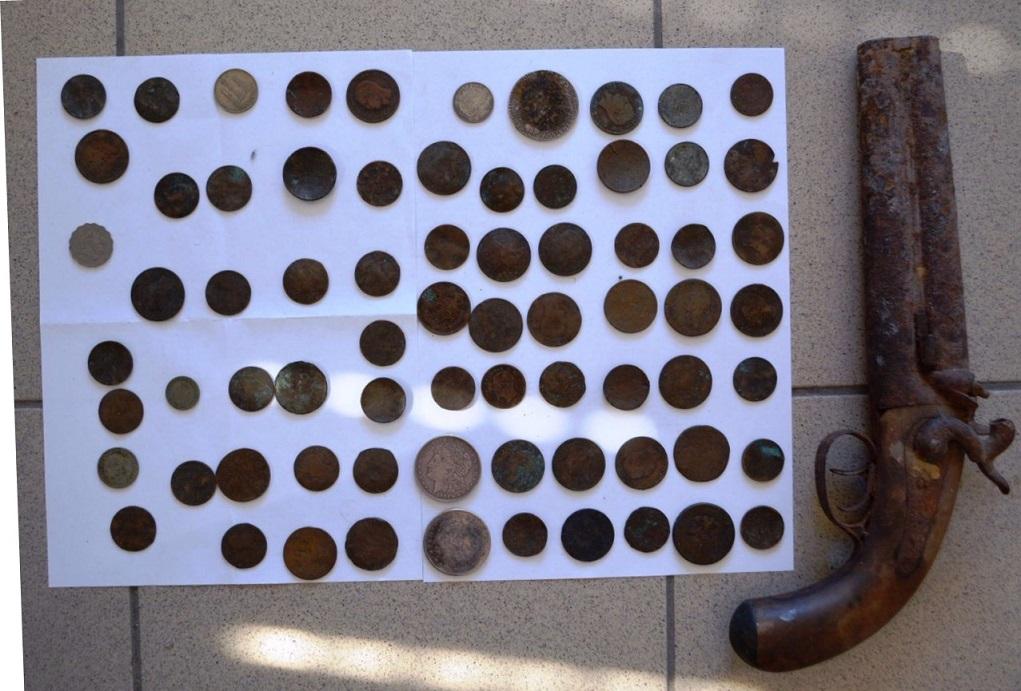 Με… λεωφορείο «ταξίδεψαν» αρχαία ελληνικά νομίσματα από την Τουρκία στη Γερμανία