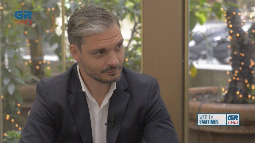 Άγγελος Χαριστέας στο GrTimes: Επέλεξα την ομάδα του Τζιτζικώστα γιατί την πιστεύω (VIDEO)
