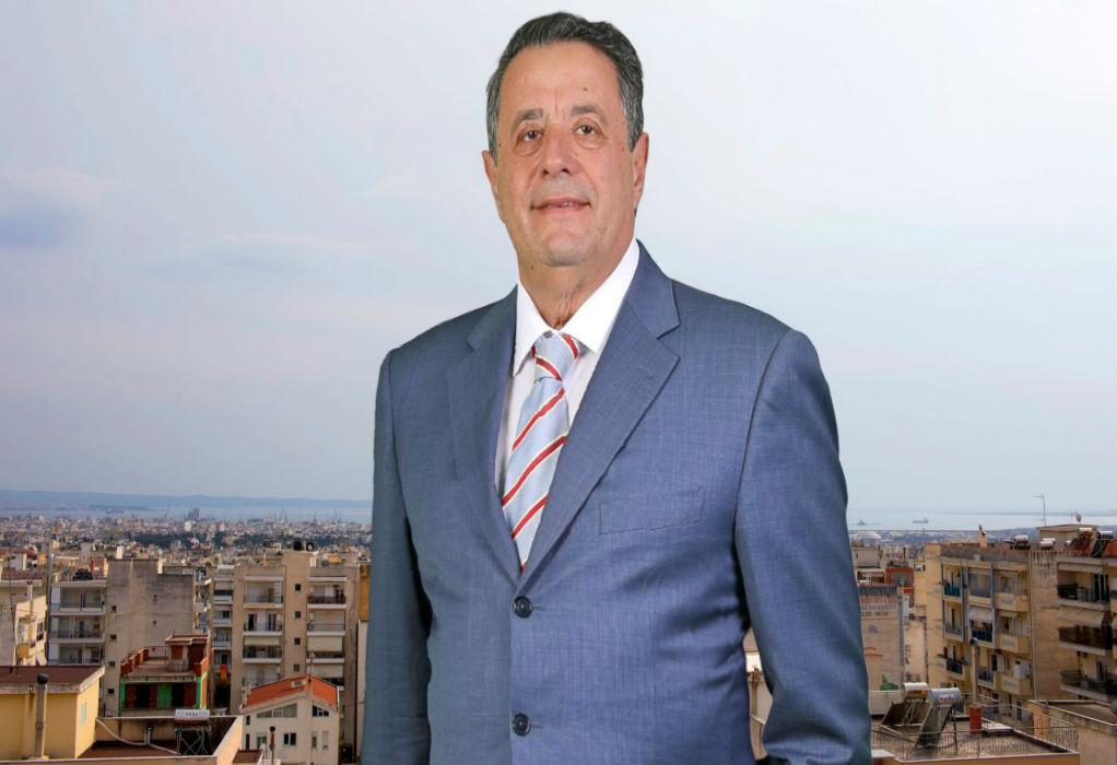 Γ. Καμαρινός: «Μέλημά μας η βελτίωση της ποιότητας ζωής των πολιτών»