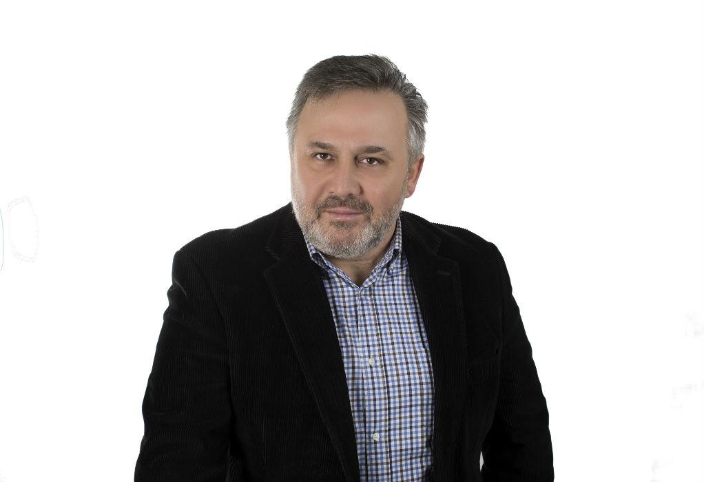 Κλ. Μανδαλιανός: Ο παθολόγος που θέλει να «γιατρέψει» το δήμο Ευόσμου Κορδελιού